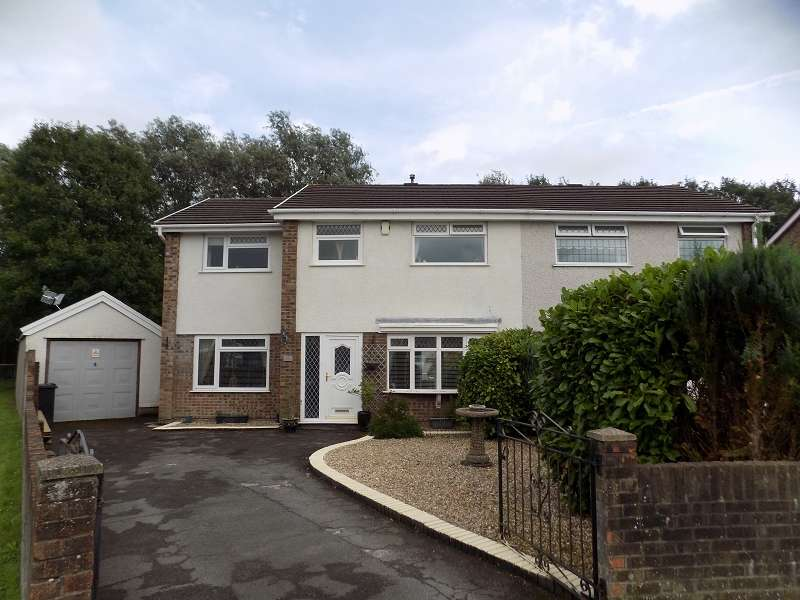 4 Bedrooms Semi Detached House for sale in Village Gardens, Baglan, Port Talbot, Neath Port Talbot. SA12 7LW