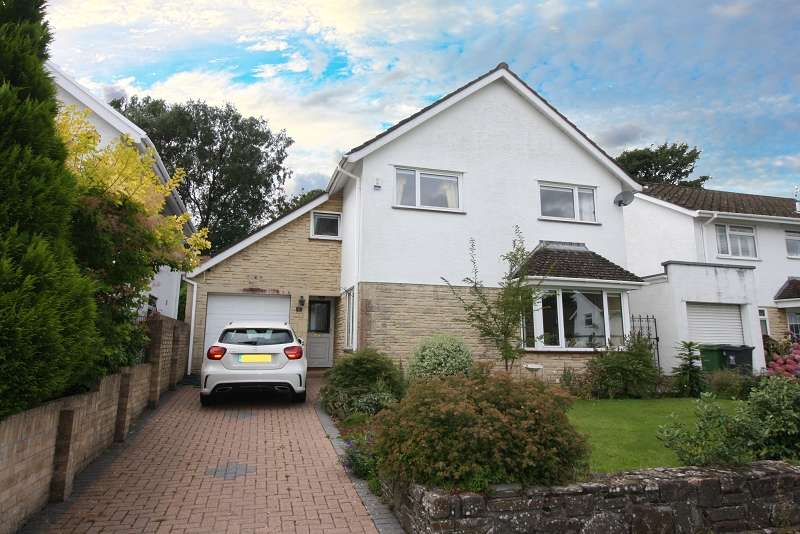 3 Bedrooms Detached House for rent in Millrace Close, Lisvane, Cardiff. CF14 0UR