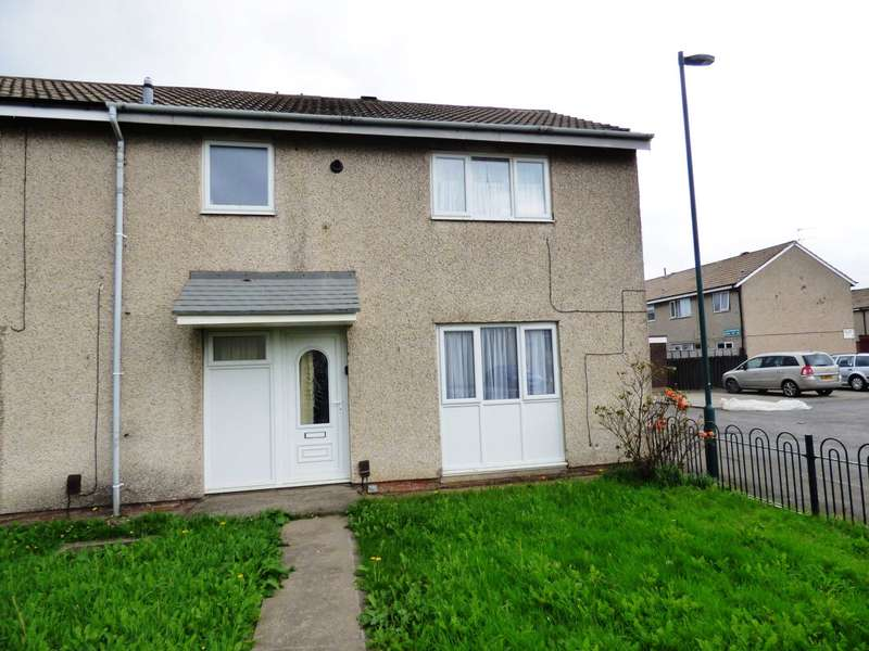 3 Bedrooms End Of Terrace House for sale in Edenhall Grove, Redcar