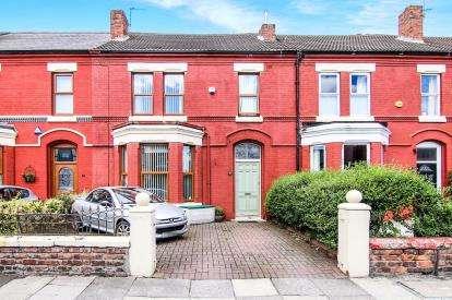 4 Bedrooms Terraced House for sale in Handfield Road, Waterloo, Liverpool, Merseyside, L22