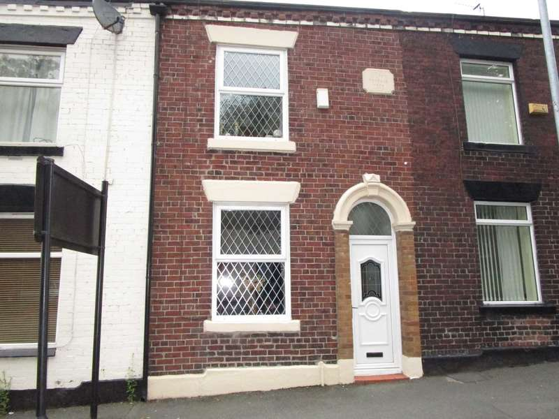 2 Bedrooms Terraced House for sale in Turf Lane, Royton.