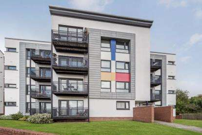 2 Bedrooms Flat for sale in Shuna Crescent, Ruchill