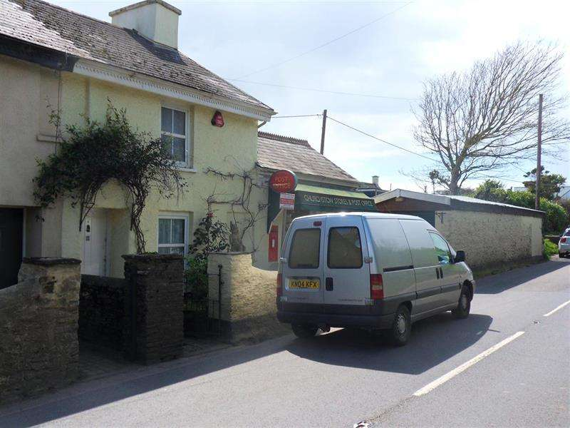 2 Bedrooms Retail Property (high Street) Commercial for sale in Butt Park Terrace, Churchstow, Kingsbridge