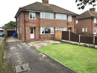 3 Bedrooms Semi Detached House for sale in Kingsway, Boston, Lincolnshire, England