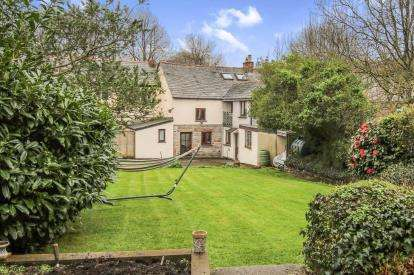 3 Bedrooms Terraced House for sale in Lanivet, Bodmin, Cornwall