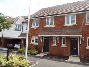 3 Bedrooms Terraced House for sale in Chancel Drive, Wainscott, Rochester, Kent