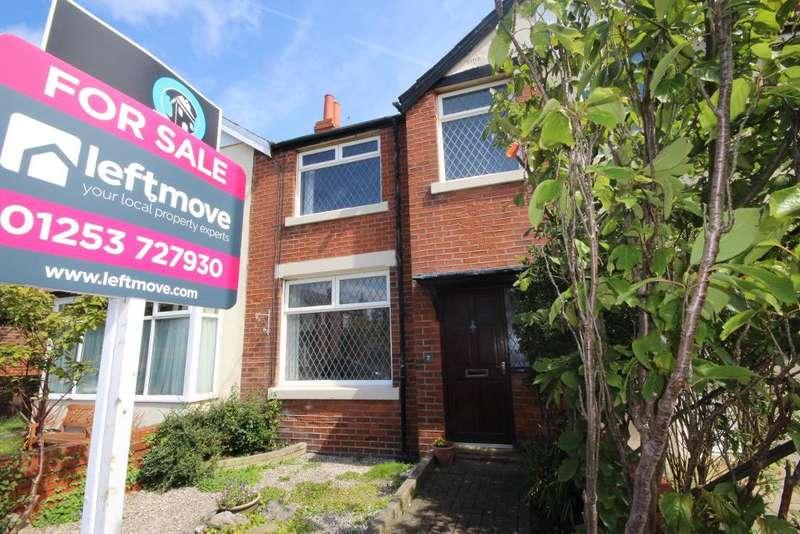 3 Bedrooms Terraced House for sale in Kendal Road, St Annes, Lytham St Annes, Lancashire, FY8 2LQ