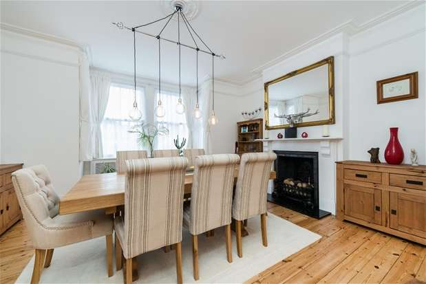 4 Bedrooms Semi Detached House for sale in Tredown Road, Sydenham