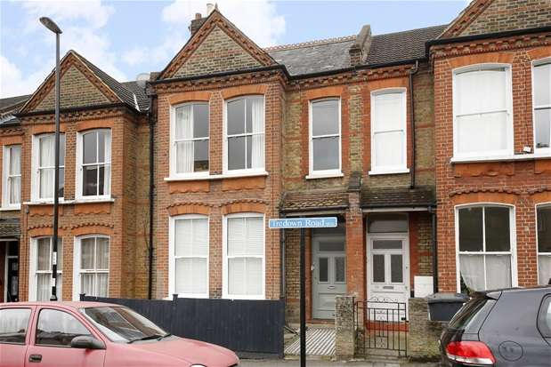 2 Bedrooms Flat for sale in Tredown Road, Sydenham