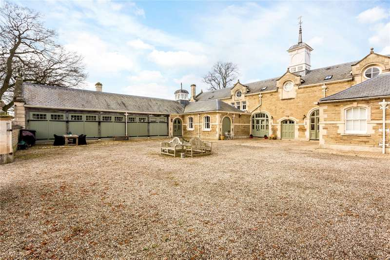 2 Bedrooms Barn Conversion Character Property for sale in Chesterton Court, Chesterton, Bicester, Oxfordshire, OX26