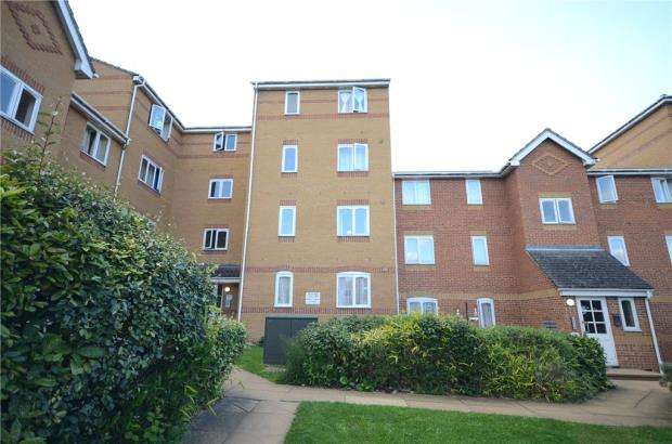 2 Bedrooms Apartment Flat for sale in Ascot Court, Aldershot, Hampshire