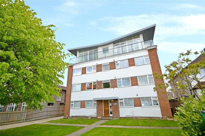 2 Bedrooms Apartment Flat for sale in Kimpton Court, 66 Howard Road, London