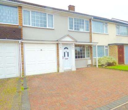 3 Bedrooms Terraced House for sale in Bye Road, Lidlington, Bedford, Bedfordshire