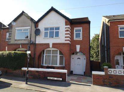 3 Bedrooms Semi Detached House for sale in Railway Road, Stretford, Manchester, Greater Manchester