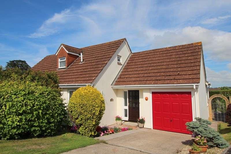 3 Bedrooms Detached Bungalow for sale in Goodwood Park Road, Northam, Bideford
