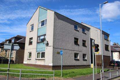 4 Bedrooms Flat for sale in Gateside Avenue, Greenock