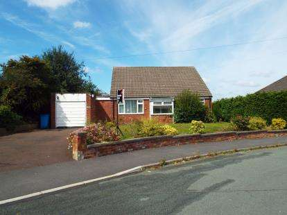 4 Bedrooms Bungalow for sale in Vista Road, Runcorn, Cheshire, WA7