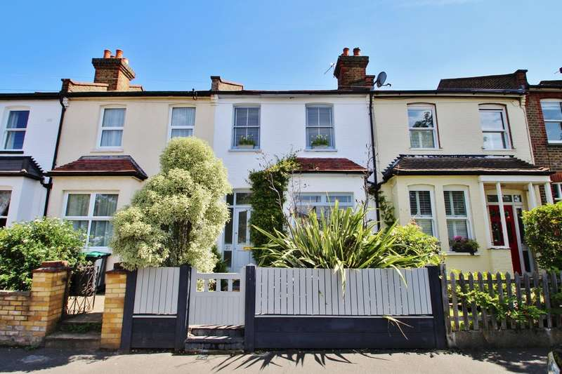 2 Bedrooms Terraced House for sale in Lenelby Road, Surbiton