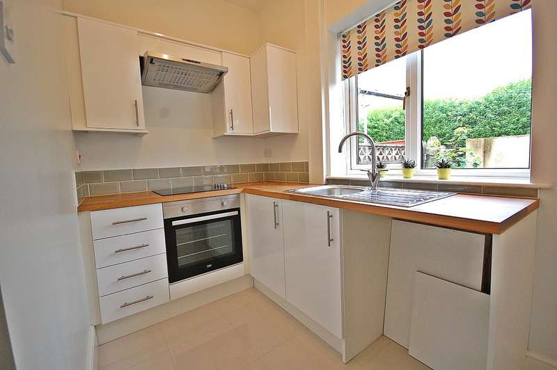 3 Bedrooms Terraced House for sale in Front Street, Pity Me, Durham