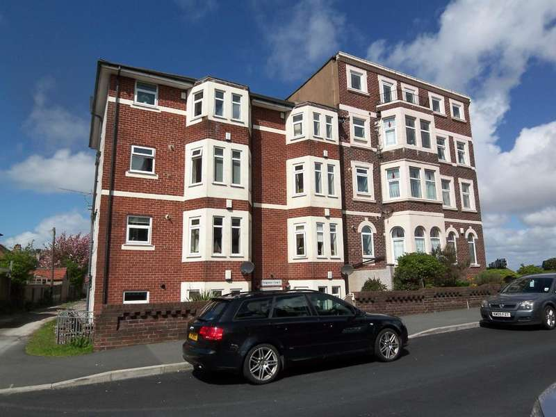 2 Bedrooms Flat for sale in Empress Court, Royal Road, Bare, Morecambe, LA4 5AN