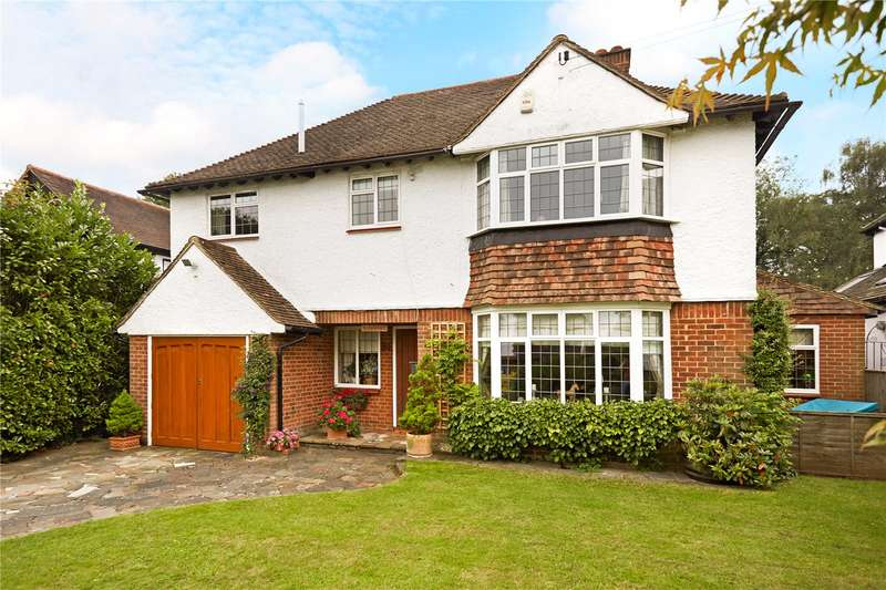 5 Bedrooms Detached House for sale in Downs Wood, Epsom Downs, Surrey, KT18