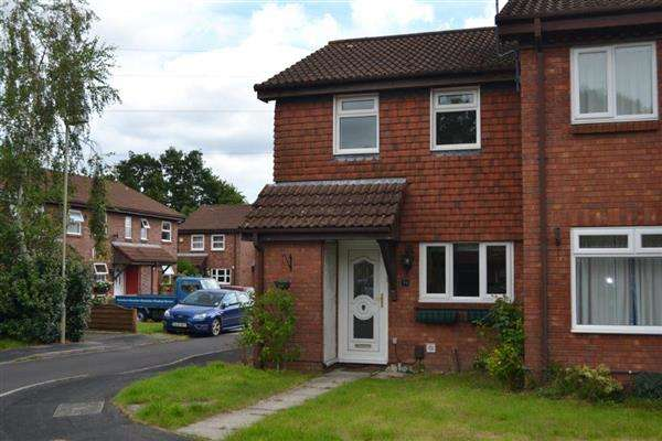 3 Bedrooms End Of Terrace House for sale in Ashwood Gardens, Southampton