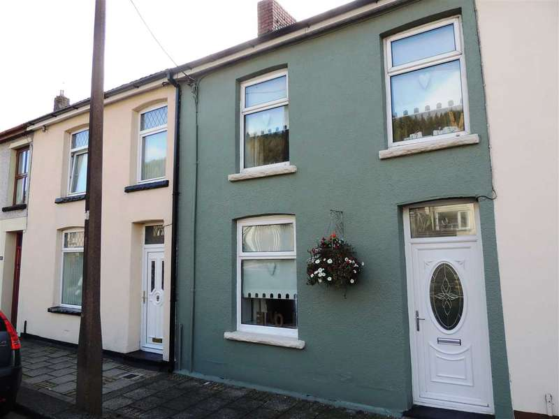 3 Bedrooms Terraced House for sale in Taff Terrace, Clydach Vale, Tonypandy