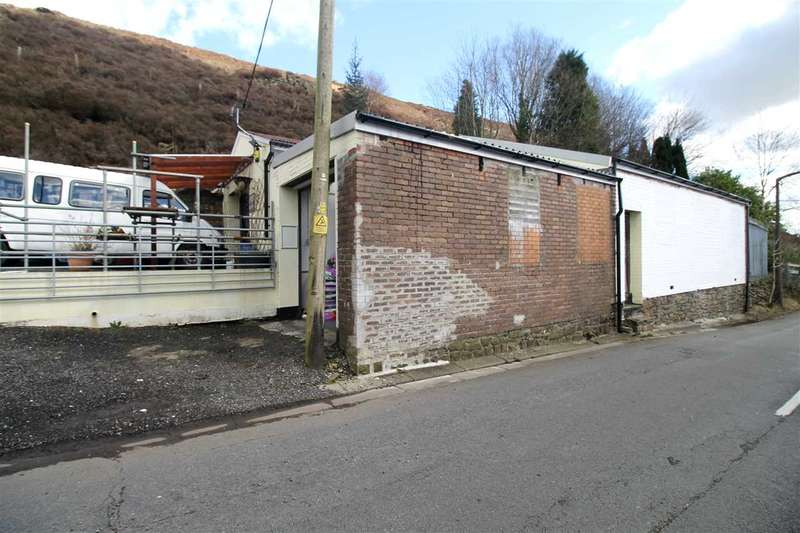 Commercial Property for sale in The Joinery, Sunny Bank, Tonypandy