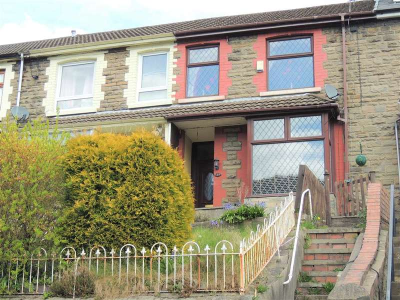 3 Bedrooms Terraced House for sale in Ynyswen Road, Ynyswen, Treorchy