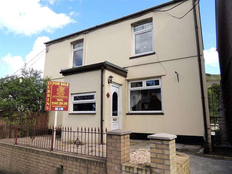 3 Bedrooms Detached House for sale in High Street Cymmer Porth, Porth, Porth