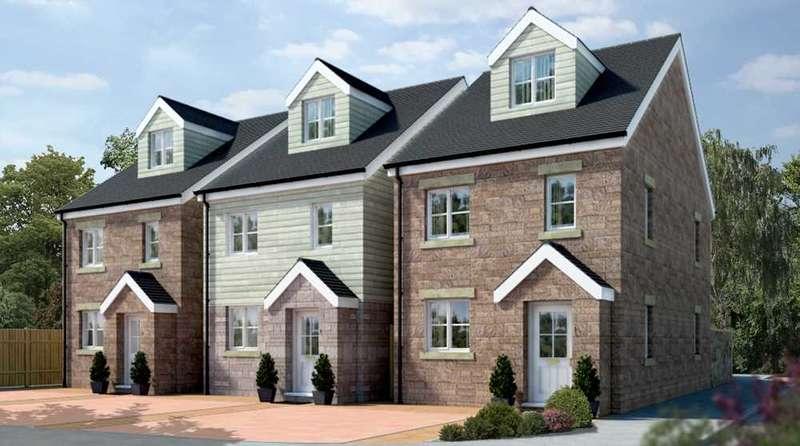 3 Bedrooms Detached House for sale in Plot 1, Ffordd Seren, Pentre