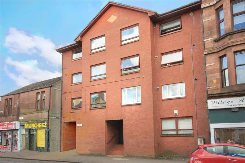 2 Bedrooms Flat for sale in Tollcross Road, Glasgow