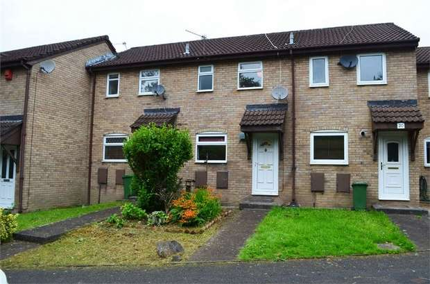 2 Bedrooms Terraced House for sale in Pen Yr Eglwys, Llantwit Fardre, Pontypridd, Mid Glamorgan