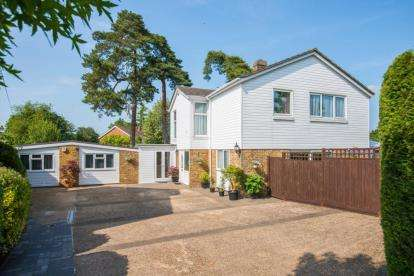 5 Bedrooms Detached House for sale in Park Lane, Puckeridge, Ware, Hertfordshire