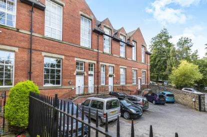 2 Bedrooms Flat for sale in St. Godrics Court, Durham, Durham, DH1