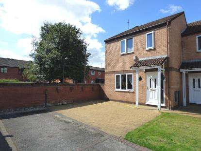 3 Bedrooms Semi Detached House for sale in Travers Place, Ashton-On-Ribble, Preston, Lancashire, PR2