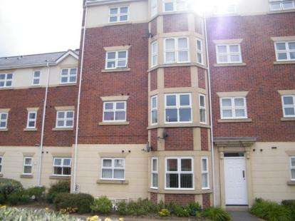 2 Bedrooms Flat for sale in Alexandra House, Victoria Court, Sunderland, Tyne and Wear, SR2