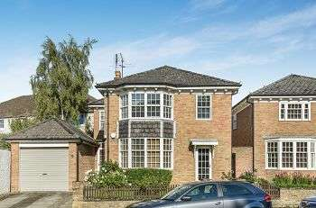 5 Bedrooms Detached House for sale in Church Row, Royal Parade, Chislehurst, Kent, BR7 5PG