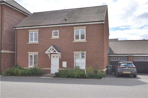 4 Bedrooms Detached House for sale in Mulberry Road, Brockworth, Gloucester, GL3 4GJ