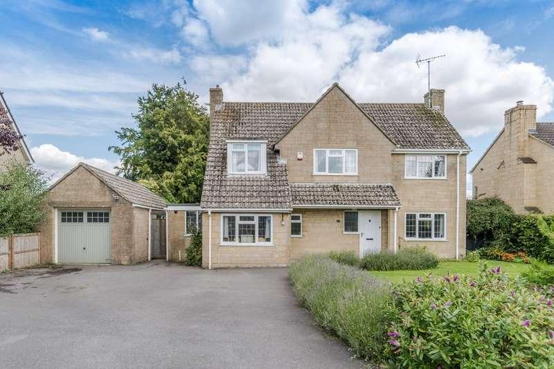 4 Bedrooms Detached House for sale in Besbury Park, Minchinhampton
