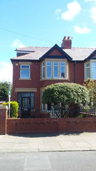 4 Bedrooms End Of Terrace House for sale in Seventh Ave, Blackpool, Lancashire, FY4