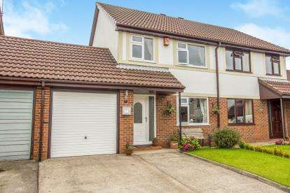 3 Bedrooms Semi Detached House for sale in Blackthorn Croft, Clayton-le-Woods, Chorley, Lancashire, PR6