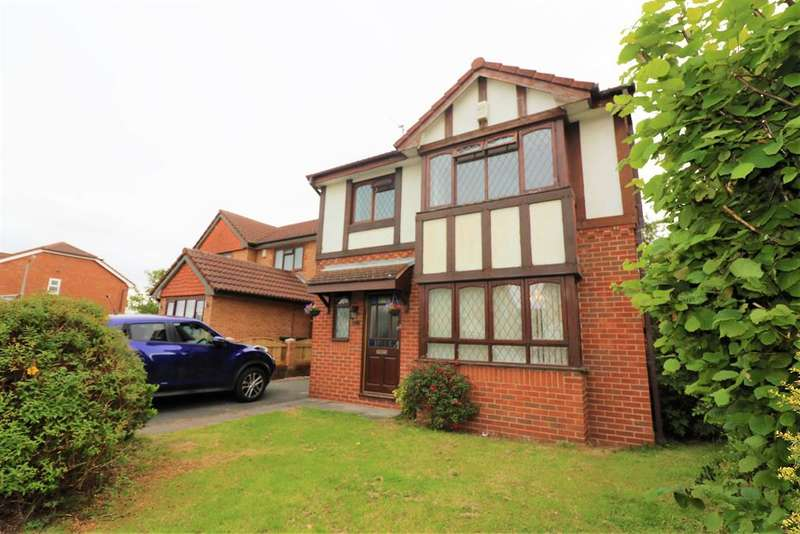 3 Bedrooms Detached House for sale in Millhouse Lane, Moreton, Wirral, CH46 6EF