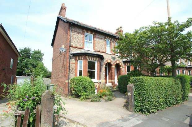 4 Bedrooms Semi Detached House for sale in Stockport Road, Timperley