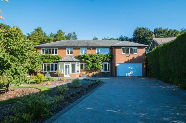 5 Bedrooms Detached House for sale in Bonville Chase, Altrincham