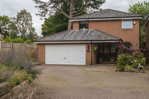 4 Bedrooms Detached House for sale in Dorset Road, Altrincham