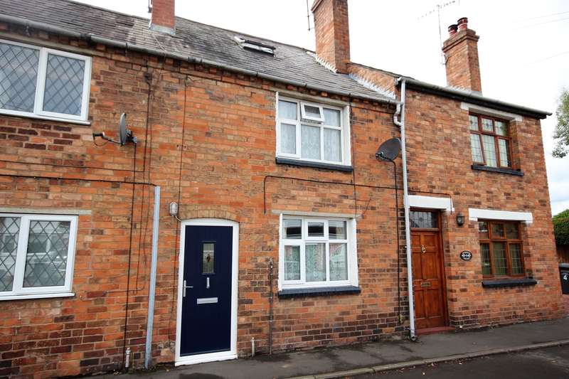 4 Bedrooms Terraced House for sale in Butchers Walk, Fernhill Heath, Worcester, WR3