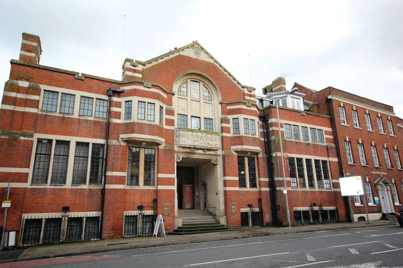 2 Bedrooms Apartment Flat for sale in 2 Surman Street, Worcester, WR1