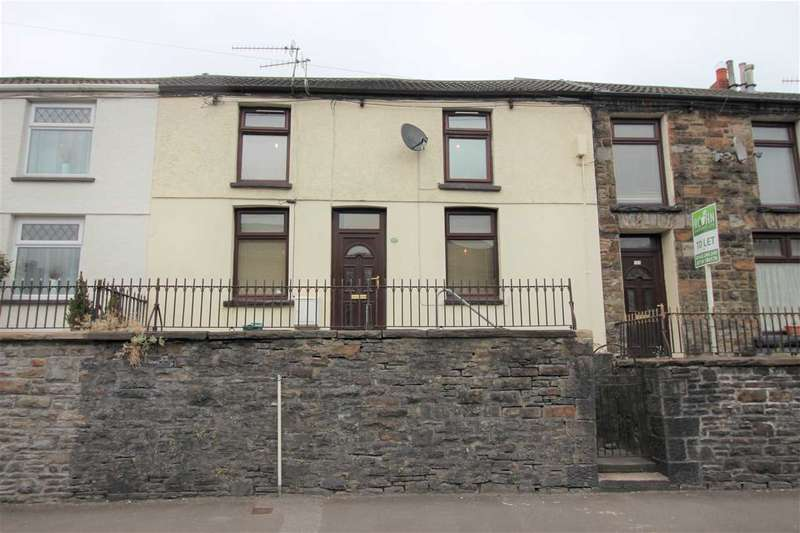 2 Bedrooms Terraced House for sale in Ystrad Road, Ystrad, Pentre