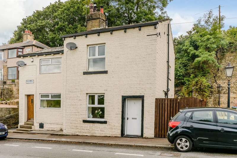 2 Bedrooms Semi Detached House for sale in Friendly, Sowerby Bridge, West Yorkshire HX6